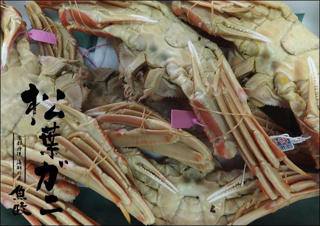 茹で松葉ガニ 日本海POP-7